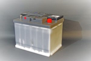 Battery corrosion prevention